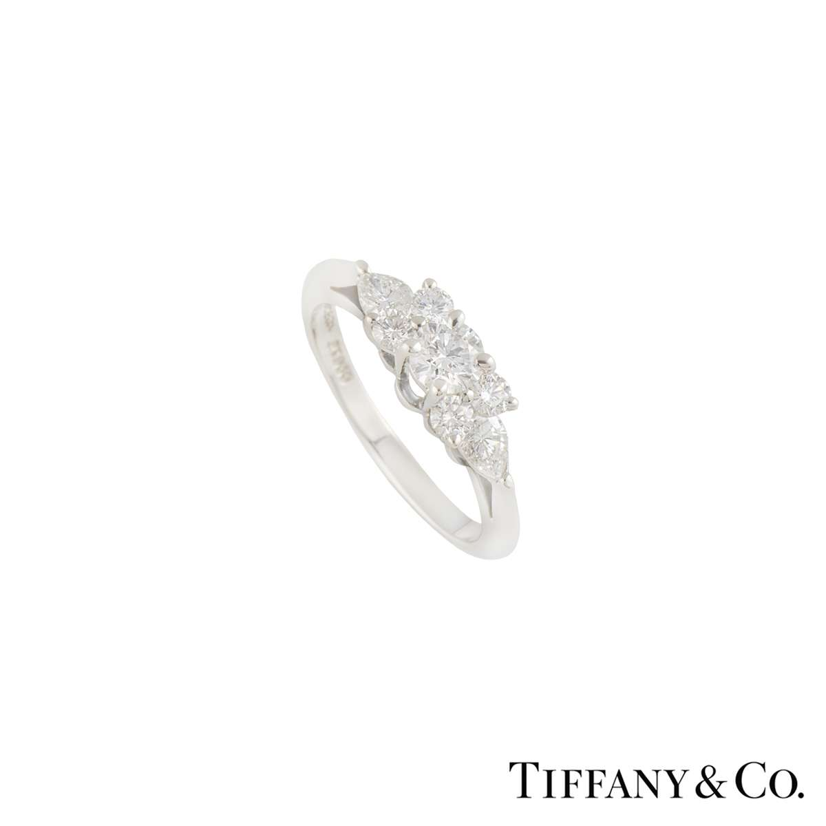 Tiffany & Co. Harmony Diamond Ring